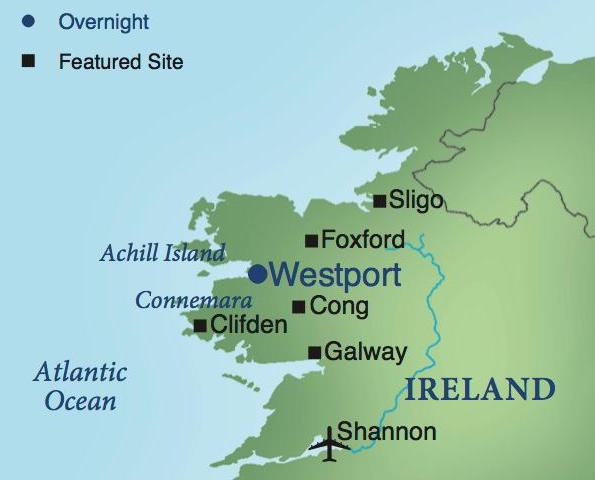 County Mayo Smithsonian Journeys