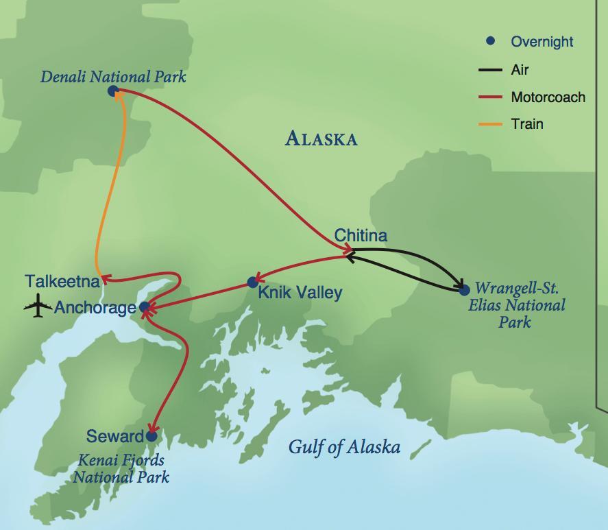 Alaskas Natural Wonders Smithsonian Journeys