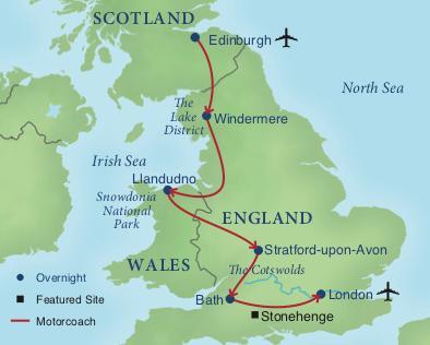 Highlights of Britain | Smithsonian Journeys
