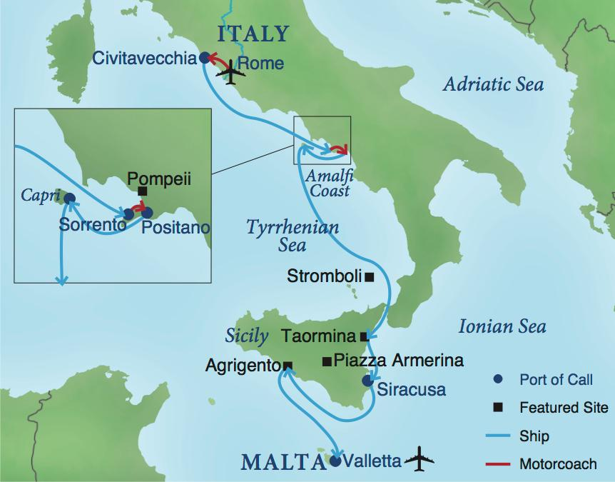Tours From Cruise Ship Rome