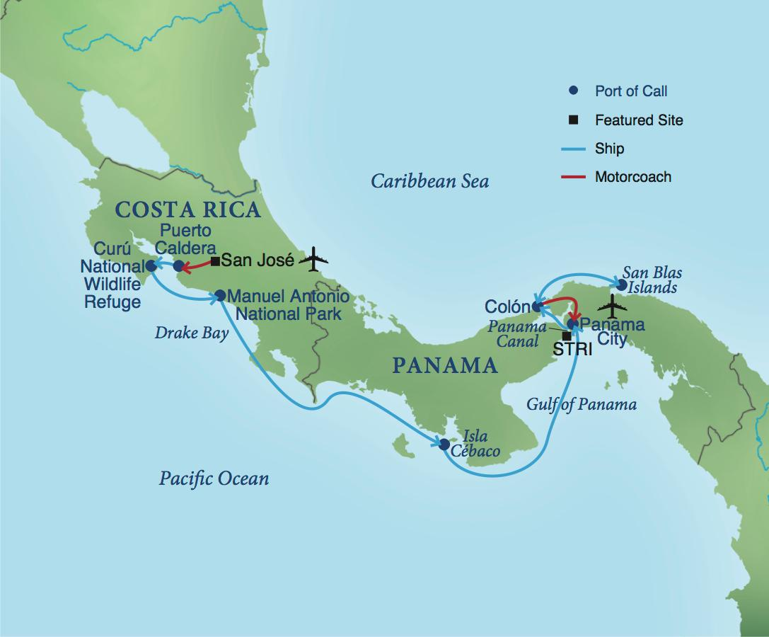 Private Panama Canal Tours