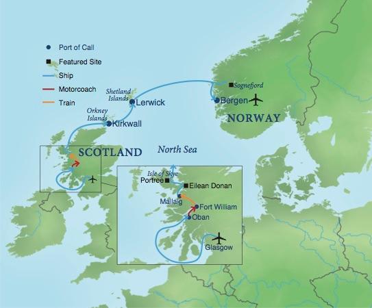 Scotland tours 2019