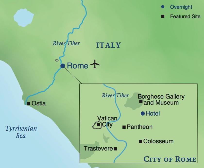 Rome A One Week Stay Smithsonian Journeys