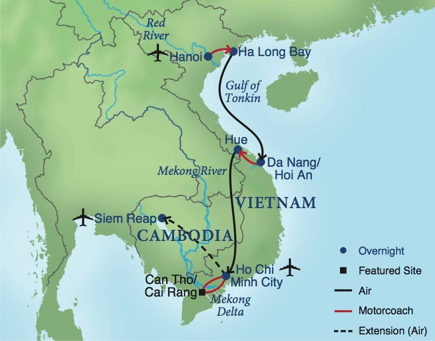Discovering Vietnam | Smithsonian Journeys