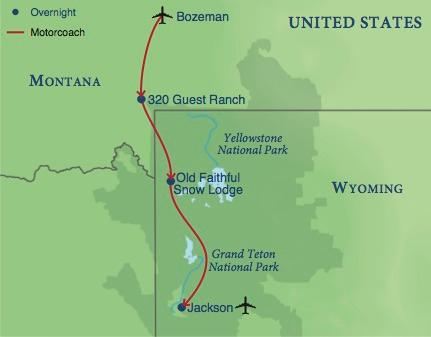 Yellowstone and Grand Teton | Smithsonian Journeys