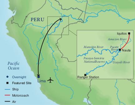 Amazon River Cruise | Smithsonian Journeys