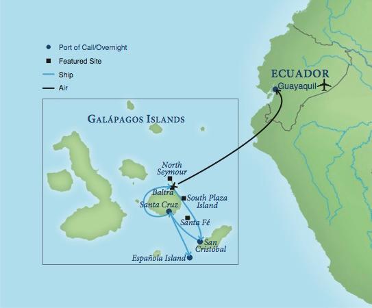 Smithsonian Tours Galapagos