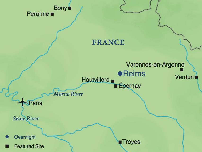 France\'s Champagne Region: A One-Week Stay in Reims | Smithsonian ...