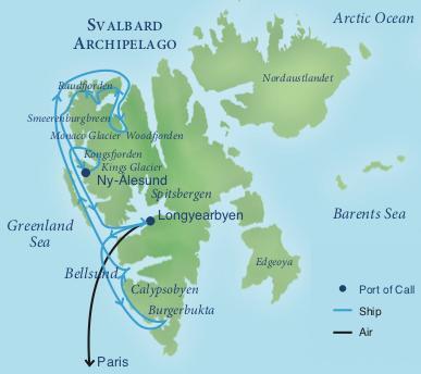 An Arctic Cruise of Norway\'s Svalbard | Smithsonian Journeys